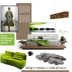 Blending Fashion and Home Decor