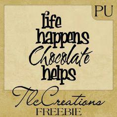 Create with TLC: Sunday Freebie.............