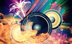 Abstract Music Wallpaper Images J62