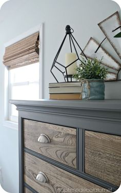 Bedroom Furniture Makeover, Painted Bedroom Furniture, Refurbished Furniture, Furniture Layout, Repurposed Furniture, Home Furniture, Furniture Ideas, Furniture Stores, Plywood Furniture