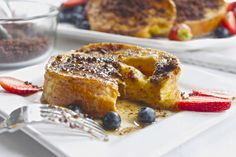 Tomorrow is National French Toast Day and we're celebrating early with Sheila G's Brittled French Toast!