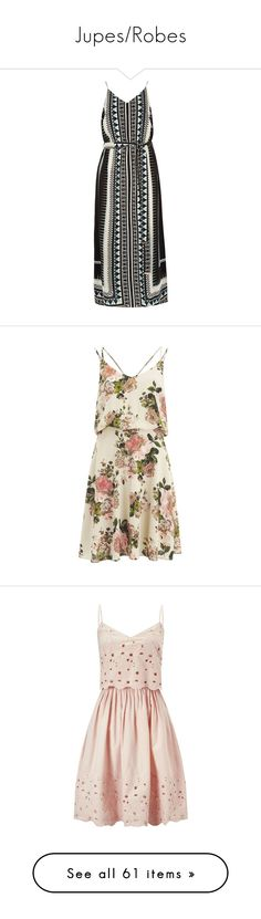 """""""Jupes/Robes"""" by ines-louu ❤ liked on Polyvore featuring dresses, vestidos, maxi dress, sale, women's plus size dresses, print maxi dress, womens plus size maxi dresses, v-neck dresses, geometric print dress and white"""