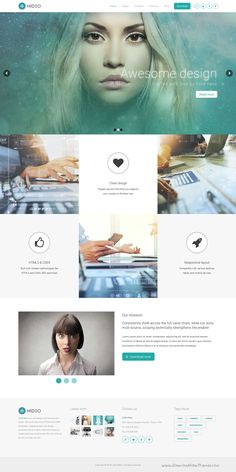 Hideo is unique and smart responsive 10 in 1 #WordPress theme for #multipurpose business #website. Download Now!