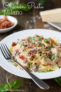 Nice - Chicken Pasta