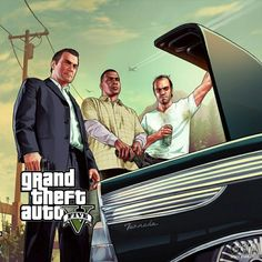 gas and oil : gta v Rockstar Gta 5, Rockstar Games, Trevor Philips, Grand Theft Auto Series, Carl's Jr, Game Art, Character Art, Cool Pictures, Video Games