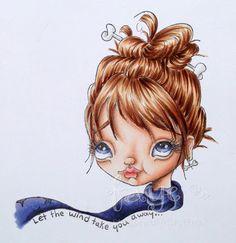 Whisper in Love - Whimsy Stamps image - Skin; E000, E00, E01, E11, E71, Hair; E21, E34, E23, E57, E59, Lips; R30, R32, Eyes; C1, C3, B66, BV13, Bones; W00, W1, W3, Blue Violet; BV02, BV13, BV04, BV08