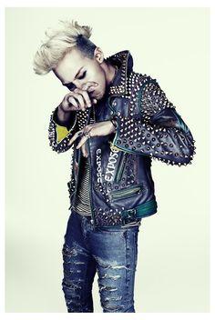 K Pop Star G Dragon for Complex