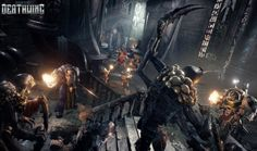 You may already know of Space Hulk: Deathwing. whether that be because you're a Warhammer fan, or a PC gamer. Well, today a whole host of new gamers should be getting to know it as an Enhanced Edition of the game has been announced for consoles. Space Hulk Deathwing, News Games, Video Games, Ps4 Exclusives, Ps4 Or Xbox One, First Person Shooter, Warhammer 40000, Arsenal, Games