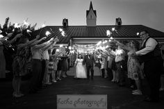 """Love is friendship set on fire.""-Jeremy Taylor  #wedding #rusticwedding #barn #barnwedding #sparklers"