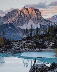 The Dolomites leaves me speechless Italy | Niklas... | #adventure #travel #wanderlust #nature #photography