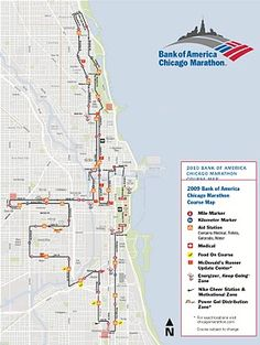 Running the Chicago Marathon this year? While it's a fast course, there are still lots of mistakes you can make and mental tricks you can use once the race gets barren after half way. Check out our Ultimate Guide to the Chicago Marathon Marathon Tips, First Marathon, Marathon Running, Running Race, Running Workouts, Running Training, Training Tips, Marathon Motivation, Running Motivation