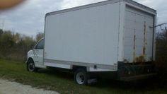 2000 gmc box truck new engine crate motor 00 -