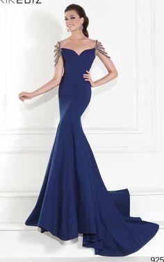 Tarik Ediz 92593 Dress - MissesDressy.com