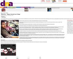 Bleep in DNA 29th June 2013 - http://www.dnaindia.com/mumbai/1854642/report-what-the--bleep-bloody-horn-bleep