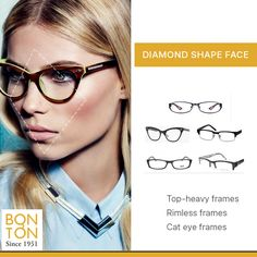 f7f519d7fa The Best Gl For All Face Shapes Verily Style Inspiration
