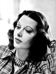 Hedy Lamarr fotografiada por Clarence Sinclair Bull, 1938