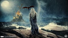 """22 Pieces Of """"Game Of Thrones"""" Fan Art That Are Touring The Globe"""