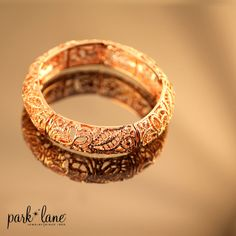 Dress up your outfit with this Angelic Bracelet by Park Lane! #parklanejewelry #fashion
