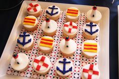 Ignoring the gross excitement about Columbus Day, these are cute. By Amy Atlas Events