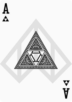 Ace of Triforces by Nelde