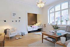 RamonaRode Home: Studio Living Pt 2 - Alcove Beds