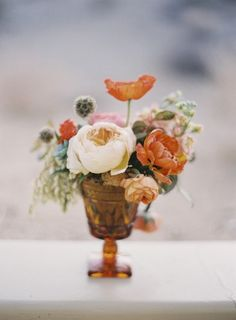 another cute small arrangement