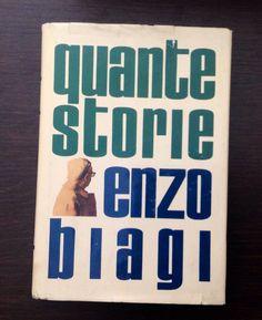 Libro Quante Storie Enzo Biagi