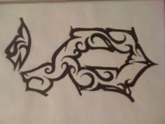 """just a simple tatto design of the band """"shinedown""""'s logo i worked up Tribal shinedown logo Dog Tattoos, Body Art Tattoos, Tatoos, Simple Tatto, Brent Smith Shinedown, Tattoo Ideas, Tattoo Designs, Band Tattoo, Good Music"""