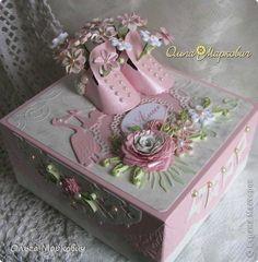 Скрапбукинг День рождения Ассамбляж Квиллинг Очередной розовый набор Бумага Картон фото 7