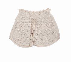 Moonchild Short Crochet Summer Solstice