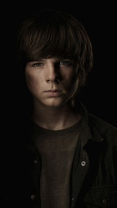 The Walking Dead- Carl