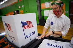 Opinion | The U.S. needs a democracy overhaul. Here's what Biden's first step should be. Democratic Election, Presidential Election, Organization Of American States, Election Office, Voting Booth, Electoral College Votes, Voter Id, Polling Stations, Voting System