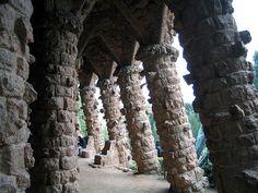 Artistic columns by al.li 人山人海, via Flickr Architectural Columns, Architecture Design, Study, Artist, Architecture Layout, Studio, Artists, Studying, Research