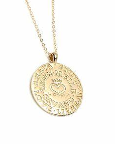 """Love"" necklace #tiffany tiffany bracelet silver heart"