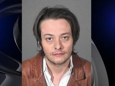 Court records show that 'Terminator 2' star Edward Furlong has been sentenced to 6 months in jail for violating his probation in a 2010 case. (via @The Associated Press; photo via Los Angeles County Sheriff's Department)