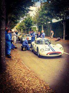 #GoodwoodRevival #Maserati