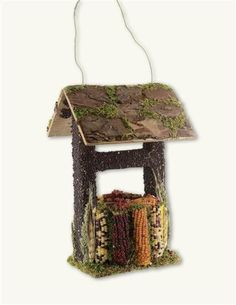 Wishing Well Edible Bird Feeder