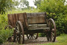 Old Wagon by Todd Ryburn