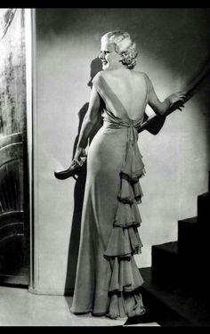 Jean Harlow   ❤