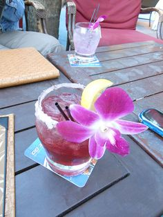 my daytona beach drink with Cronley RASPBERRY LEMON DROP- Tart lemon and sweet raspberry vodka shaken and served over ice. Raspberry Vodka, Beach Drinks, Daytona Beach, Tart, Beverages, Lemon, Ice, Drop, Table Decorations