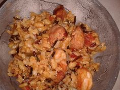 Delicious and Spciy Jambalaya Real Food Recipes, Cooking Recipes, Jambalaya, Recipe Using, A Food, Make It Simple, Cauliflower, Food To Make, Tasty