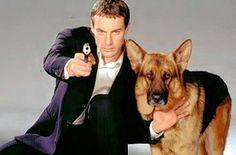 Risultati immagini per Inspector Rex German Shepherd Dogs, German Shepherds, T Rex, Funny Dogs, Best Dogs, First Love, Film, Ann Miller, Fictional Characters