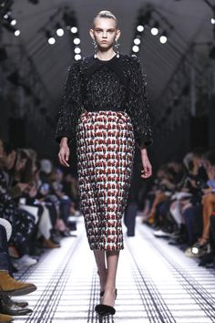 Balenciaga Ready To Wear Fall Winter 2015 Paris