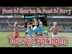 Feest DJ Maarten en Feest DJ Barry - Touwtje Springen