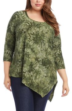 Shop a great selection of Karen Kane Asymmetrical Hem Burnout Top (Plus Size). Find new offer and Similar products for Karen Kane Asymmetrical Hem Burnout Top (Plus Size). Tweed Pencil Skirt, One Shoulder Gown, Karen Kane, Front Tie Top, Pull On Pants, Triangle Bikini Top, Ripped Skinny Jeans, Plus Size Fashion, Plus Size Women