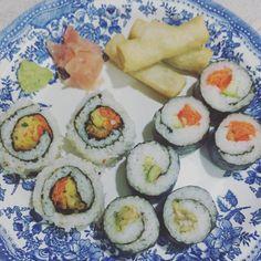 Vegan Sushi Treat