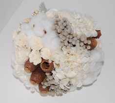 Preserved Wedding Bouquet by MaisonDeLaCroix