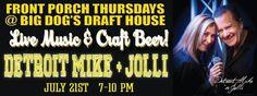 Front Porch Thursday: Detroit Mike & Jolli - http://fullofevents.com/lasvegas/event/front-porch-thursday-detroit-mike-jolli/