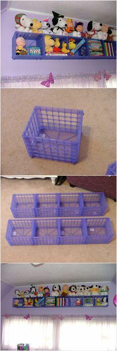42 Ideas for plastic milk crate diy logos