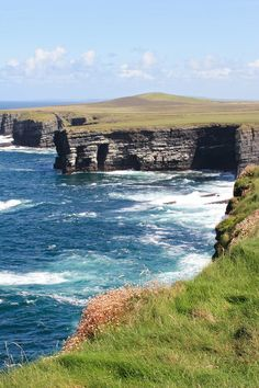 Loop Head Ireland Photograph by Pierre Leclerc - Loop Head Ireland Fine Art Prints and Posters for Sale